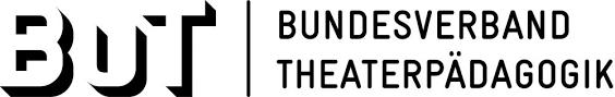 Logo Bundesverband Theaterpädagogik