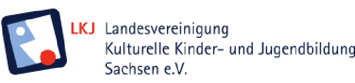 Logo Landesvereinigung Kulturelle Kinder- und Jugendbildung Sachsen e.V.