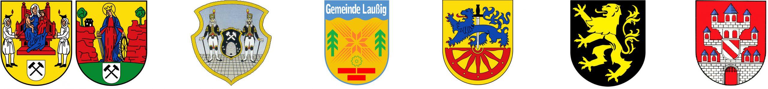 Wappen Sitzgemeinden