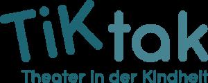 Logo TiKtak - Theater in der Kindheit